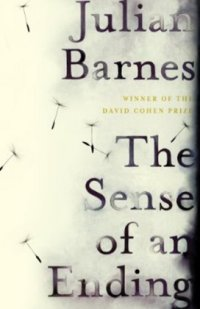 Cover of 'The Sense of an Ending' by Julian Barnes.