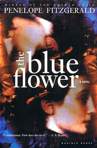 The American publication of The Blue Flower in April 1997 resulted in wider recognition for Penelope Fitzgerald.