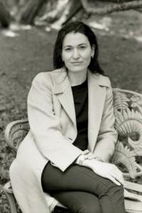 Nicole Krauss. Photo by Joyce Ravid.
