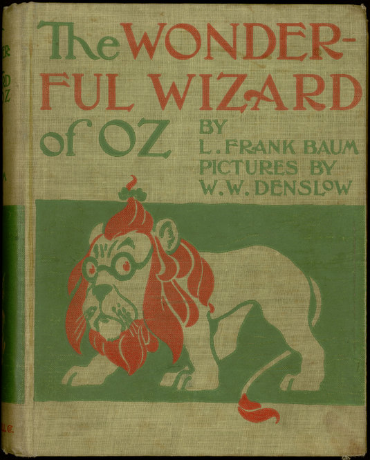 "The wonderful wizard of oz"": a children's classic lives on though."