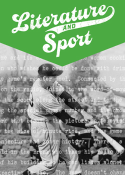 """Literature and Sport"" opens today at the Ransom Center."