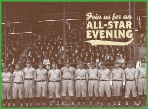 E.O. Goldbeck, Babe Ruth and the New York Yankees, San Antonio, Texas, March 31, 1922.