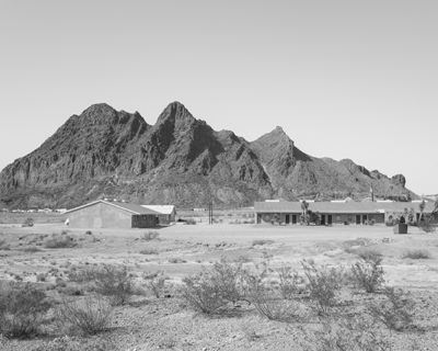 Jason Reed, Motel, Terlingua, 2011. Courtesy of artist.