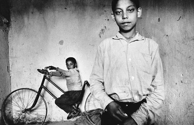 """Josef Koudelka. """"Czechoslovakia. Slovakia. Michalovce."""" 1966 © Josef Koudelka/Magnum Photos."""