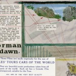 "(Detail) Norman Dawn's Card No.7, ""Hale's Tours of the World"" (1907)."