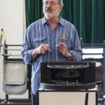 Photo of director Steven Robman by Craig Schwartz.