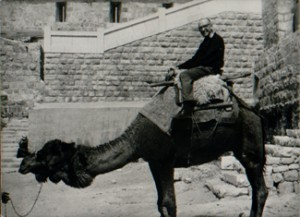 Photograph from Malamud's 1969 trip to Israel