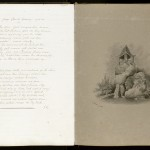 Pages from a commonplace book kept by English poet Robert Southey, a friend and contemporary of Samuel Taylor Coleridge and William Wordsworth. Images courtesy of Harry Ransom Center.