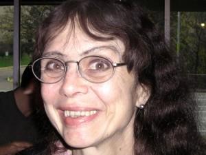 Naomi Lindstrom
