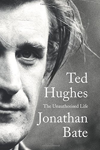 Jonathan Bate, Ted Hughes book cover