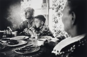 Elliott Erwitt (American, b. France 1928), Douglas, Wyoming, 1954. Gelatin silver print, 26.7 x 40.5 cm (image). Harry Ransom Center Collection © Elliott Erwitt/Magnum Photos