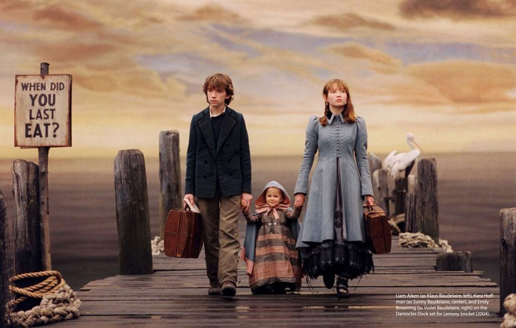 """""""Lemony Snicket's: A Series of Unfortunate Events"""" (2004)"""