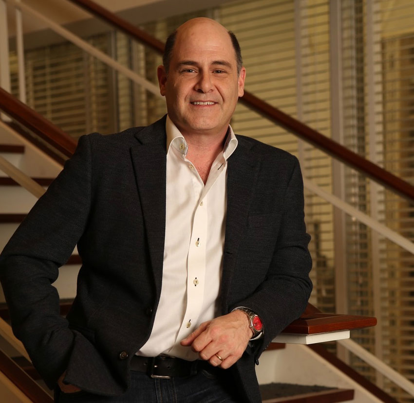 Interview with Matthew Weiner, creator, executive producer, writer, and director of the series <em>Mad Men</em>