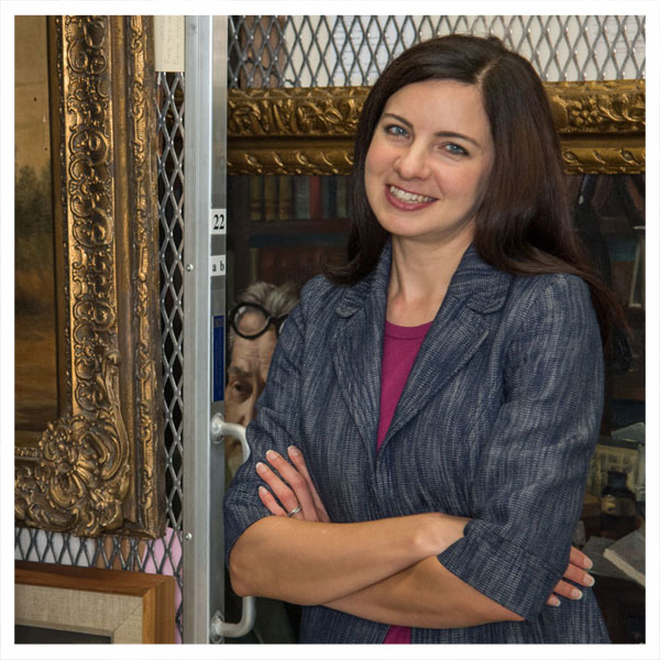 Meet the Staff: An interview with new Curator of Art Tracy Bonfitto