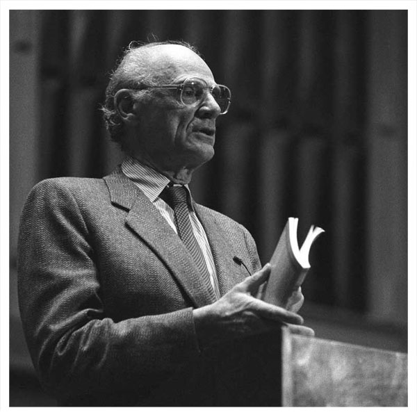 Playwright Arthur Miller's archive comes to the Harry Ransom Center