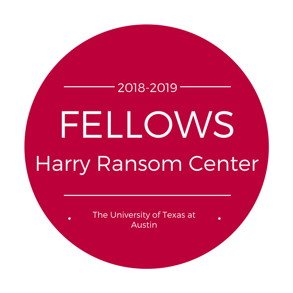 Ransom Center Awards 45 Fellowships