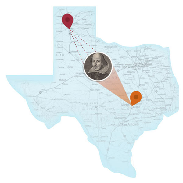 Central Texas to west Texas and beyond
