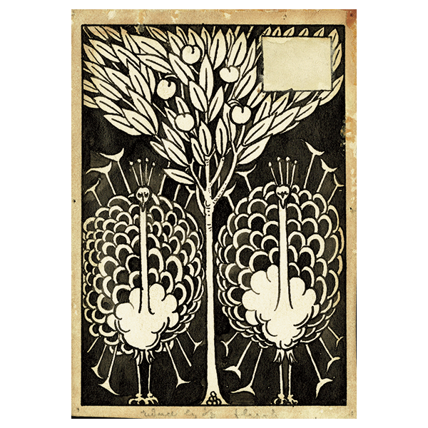 Detecting forgeries of Aubrey Beardsley's influential artworks