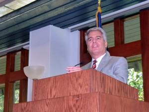 UT President Fenves Addresses RFSA Membership