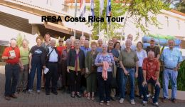RFSA members on Cuba Tour.