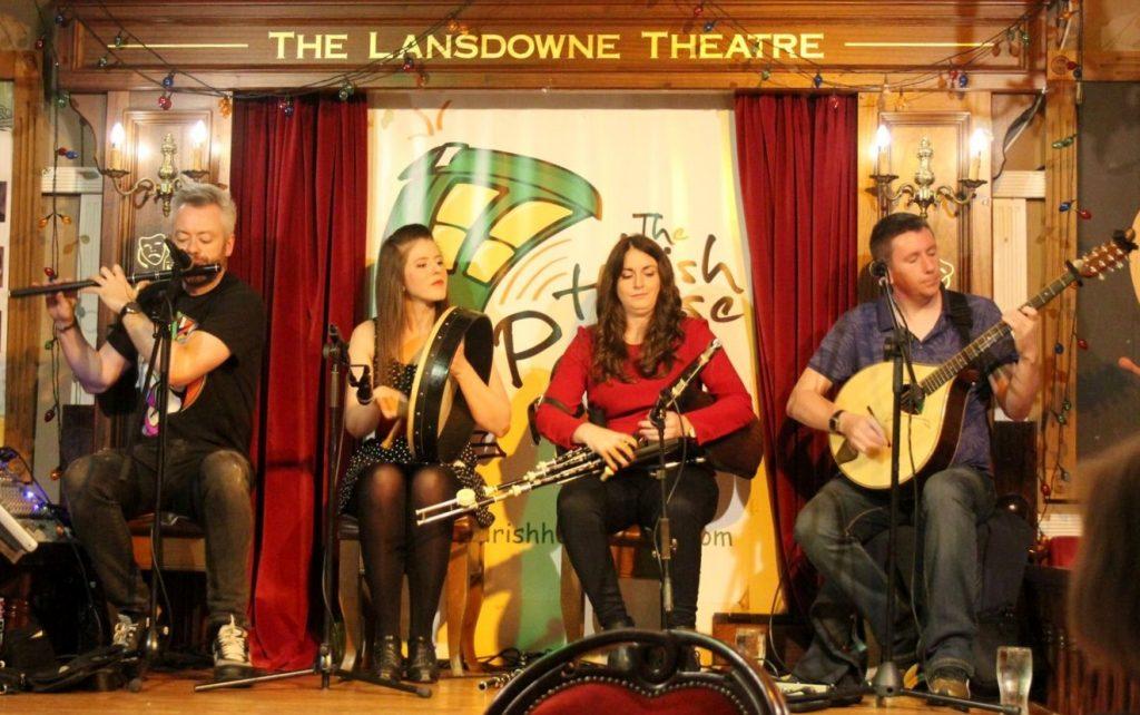 Irish House Party, photo by Endicott