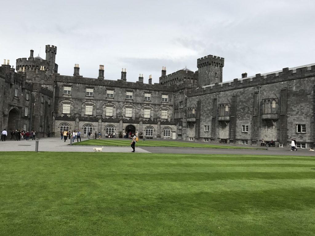 Kilkenny Castle, photo by Endicott
