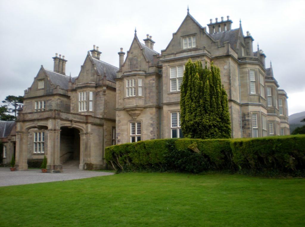 Muckross House near Lough Leane, Co. Kerry