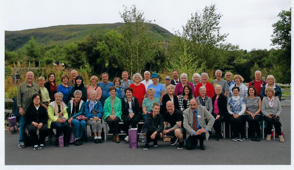 Ireland Group Picture
