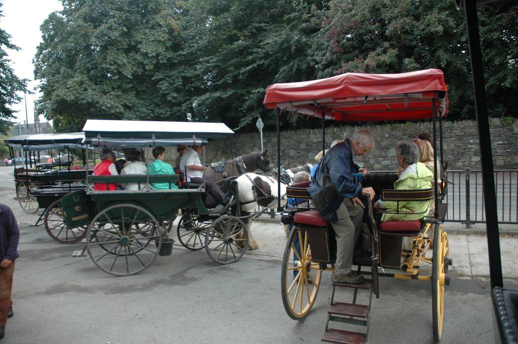 Jaunting Car Killarney, photo by Bierner