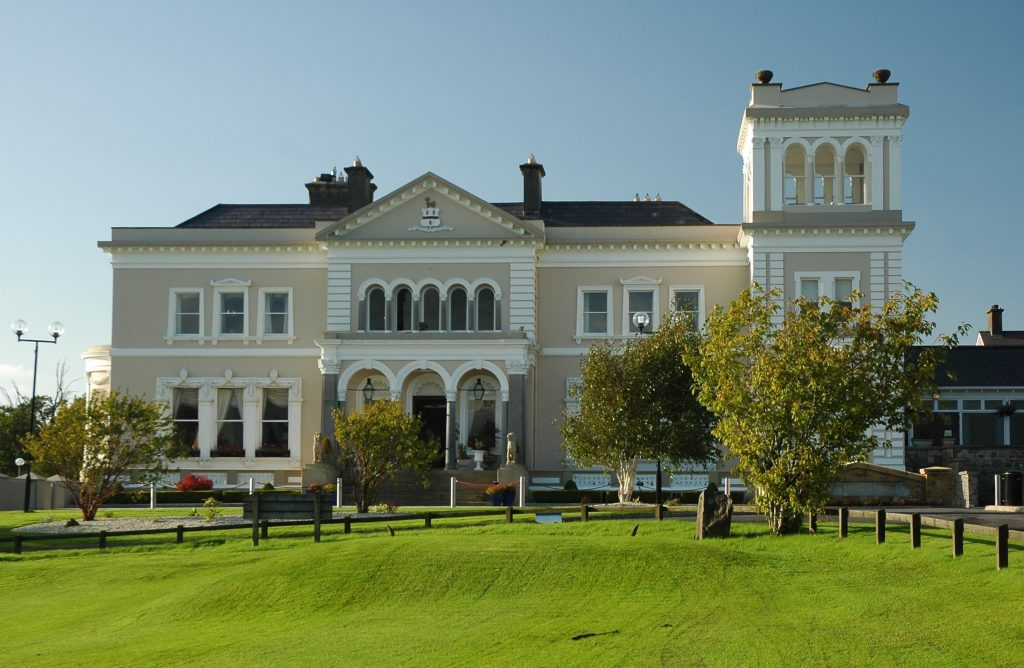 Manor Hotel Enniskillen -Mark Bierner