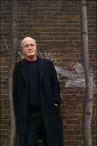 Photo of Iain Sinclair by Joy Gordon