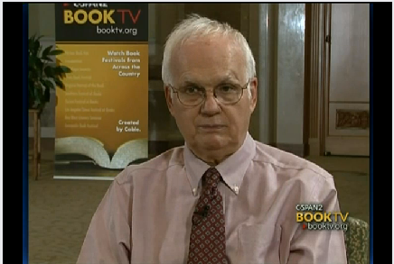 Watch Lewis Gould discuss his new book on C-SPAN Book TV.