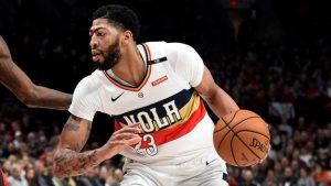 Anthony Davis Finger Injury Sports Blog