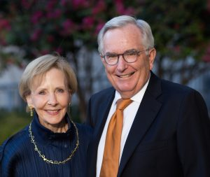 Tom Dunning and wife