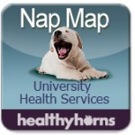 Nap Map University health services