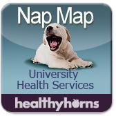 Nap Map University health services