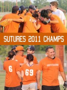 UHS Sutures softball