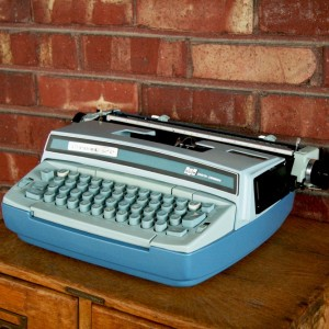 Photo of Smith Corona Typewriter