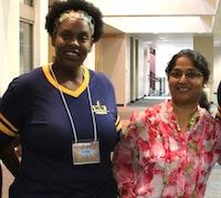 Photo of LT Robinson & Hemlata Jhaveri