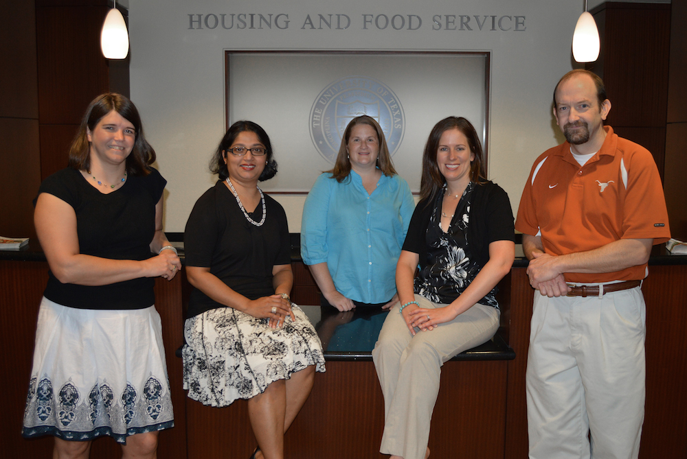 Photo of Cynthia Goodwin, Hemlata Jhaveri, Courtney Howard, Melanie Grice & Rich Bredahl