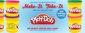 UU-Make It Take It Play Doh