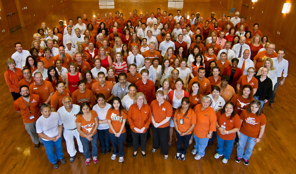 2013 Division Staff Photo