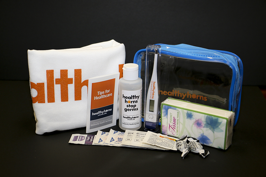 International Student Welcome Kits