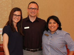 True Colors® facilitators Marian Trattner, Dylan Smith & Elisa Ramos