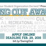 Swingout Awards
