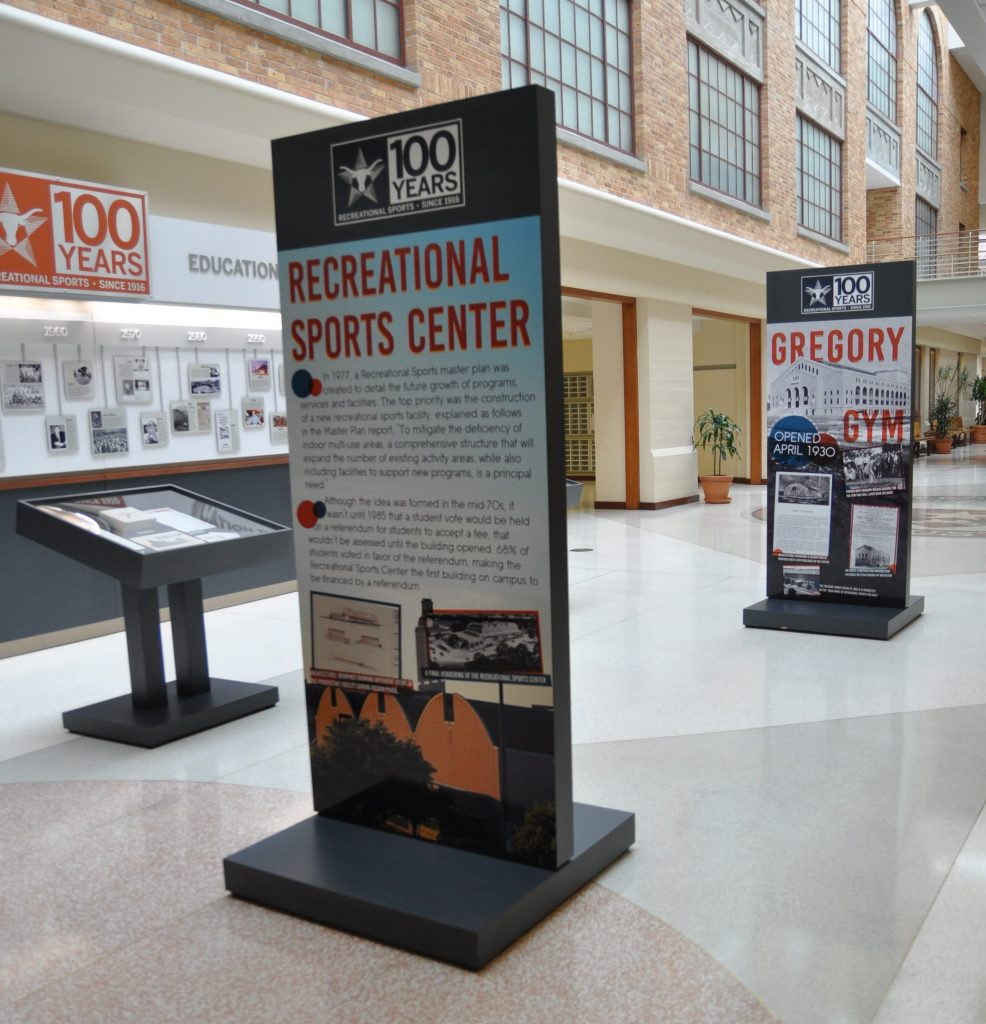 historical-display-in-gregory-gym