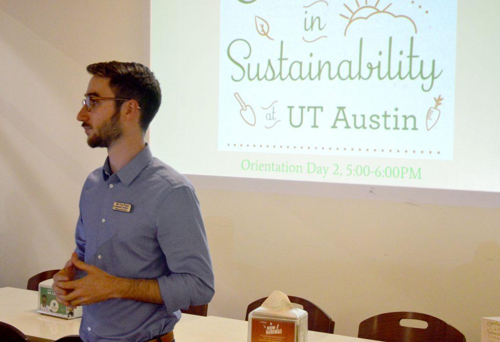Neil Kaufman Sustainibility