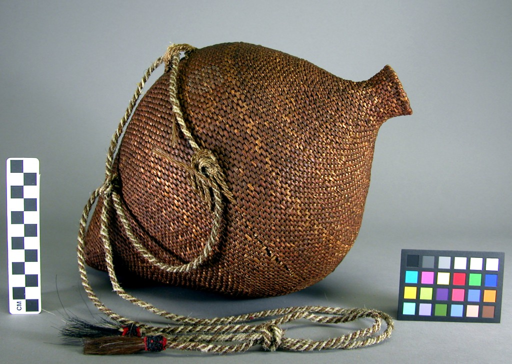 Basket attributed to the Havasupai of Arizona (modern).