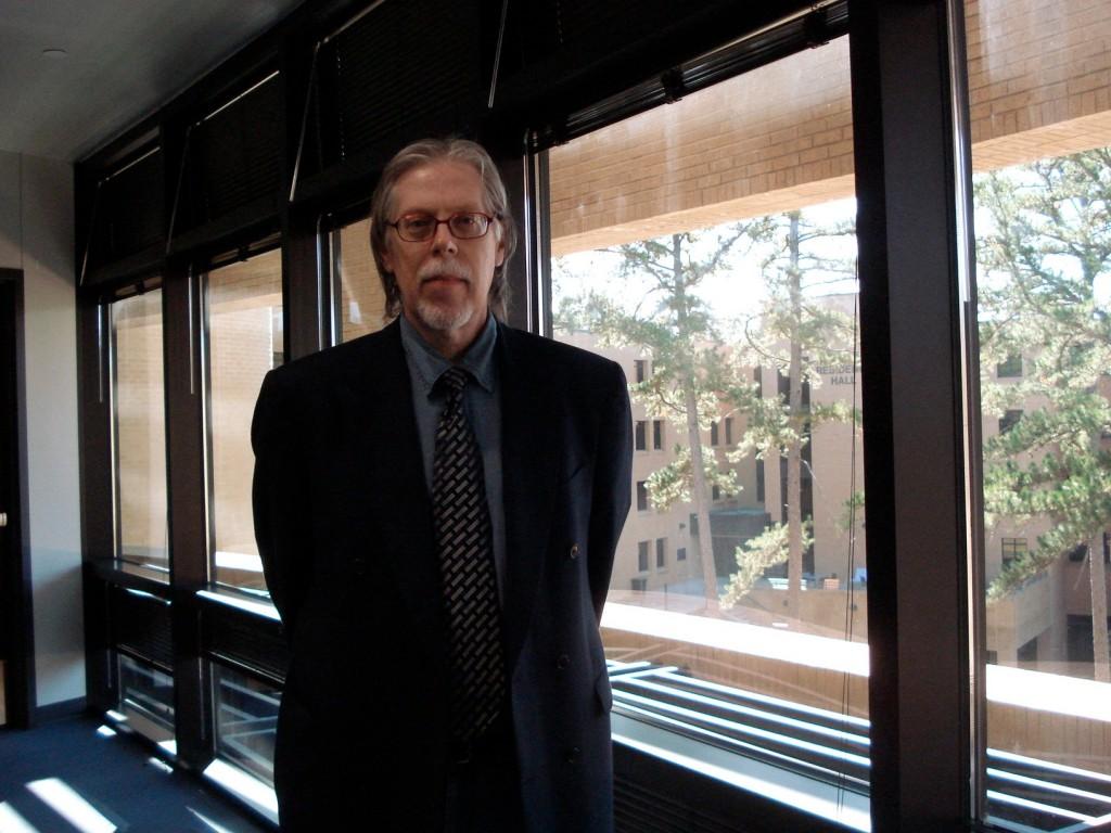Dr. Timothy Perttula.