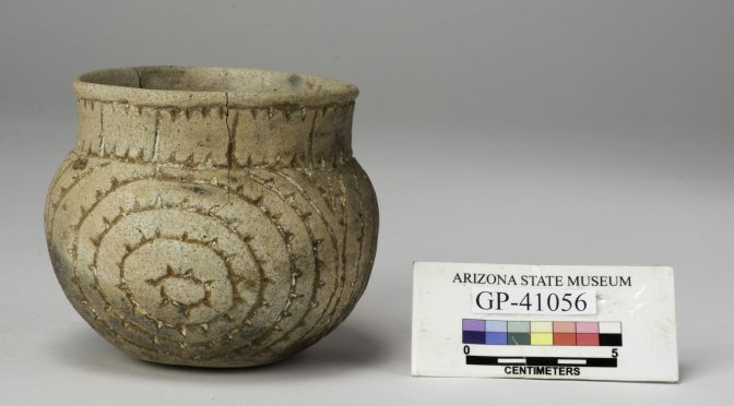 Documentation of Caddo Ceramic Vessels Returned from the Arizona State Museum, by Timothy K. Perttula